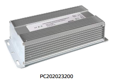 Трансформатор Gauss PC202023200 200W IP66