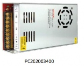 Трансформатор Gauss PC202003400 400W IP00