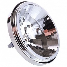 Лампа галогеновая Deko-Light Halospot 111 ECO G53 35Вт 2900K 484322
